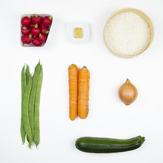 14_Top view-ingrédients-risotto printanier-box-recette-commedeschefs