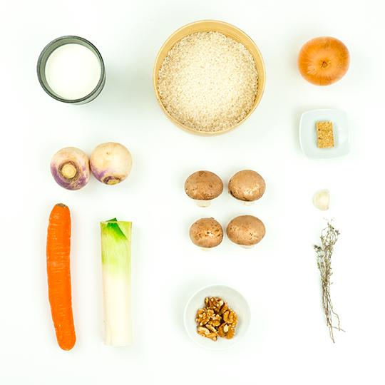 Top-view-ingrédients-risotto-dautomne-box-recette-commedeschefs